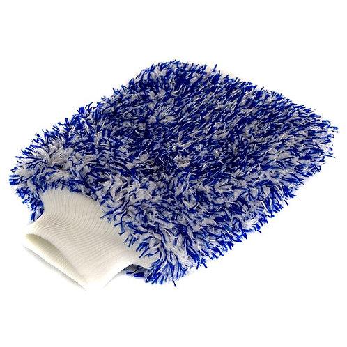 BCP - Microfibre Wash Mitt - Blue