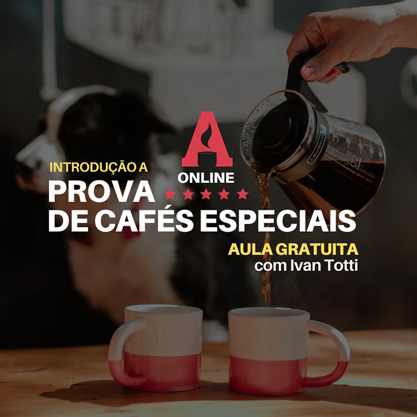 Introdução à prova de cafés especiais