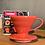 Thumbnail: V60 01 Cerâmica - Vermelho - Hario