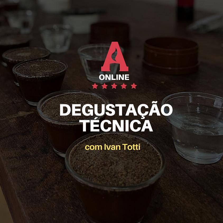 Degustação Técnica - Online
