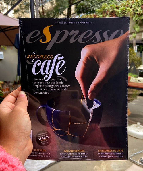 Revista Espresso - Agosto 2020