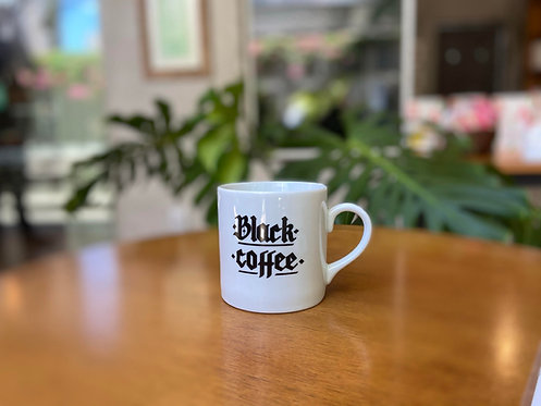 Caneca Black Coffee 300ml