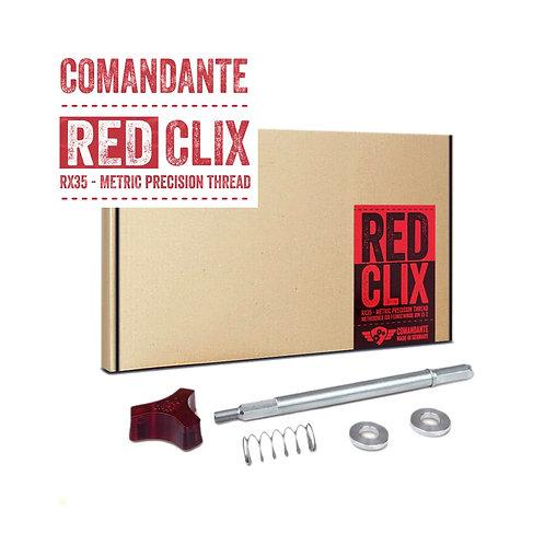 Red Clix para o moedor Comandante