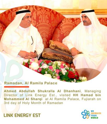 RAMADAN, Al Ramila Palace