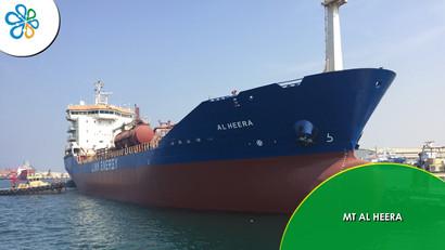 MT Al Heera - Ship Chartering Oil Tanker