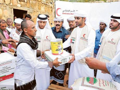 UAE to mark 2017 as The Year of Giving