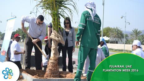Fujairah Plantation Week 2016