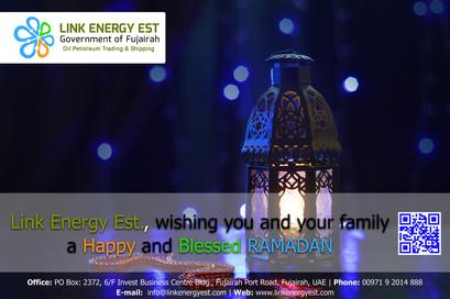 Wishing You a Happy & Blessed Ramadan Kareem!