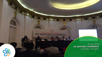 Oil Suppliers Conference -                     Colombo, Sri Lanka