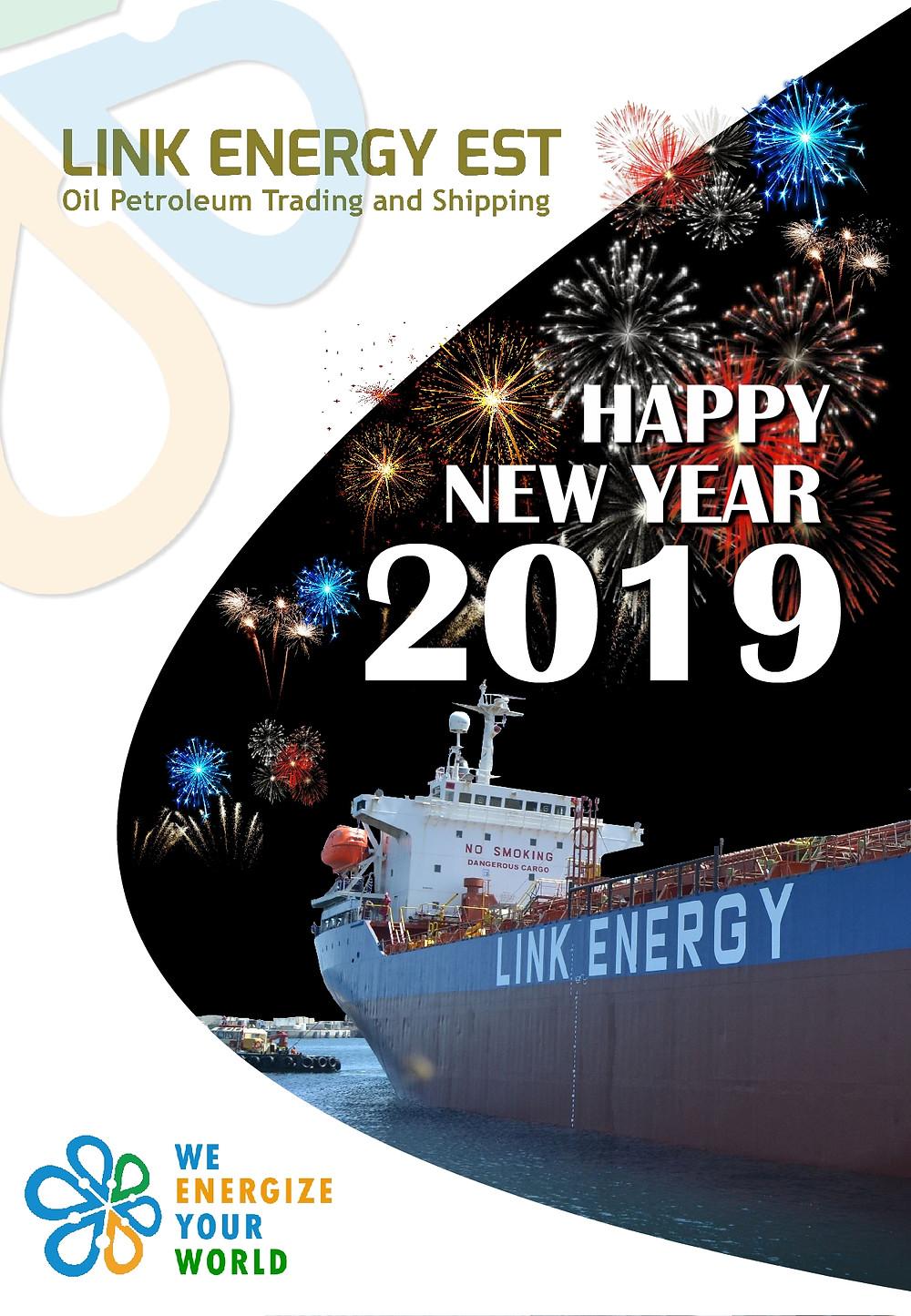 Link Energy Est., Happy New Year 2019