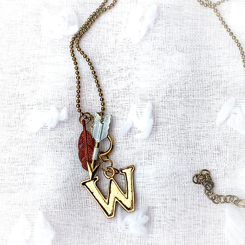 Warrior Necklace