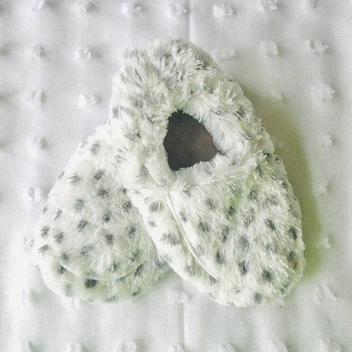 Warmies® Plush Body Slippers Snowy