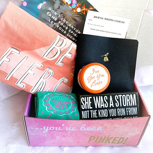 """She Be Fierce"" Package"