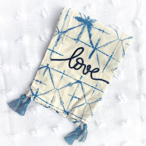 """Love"" Dish Towel"