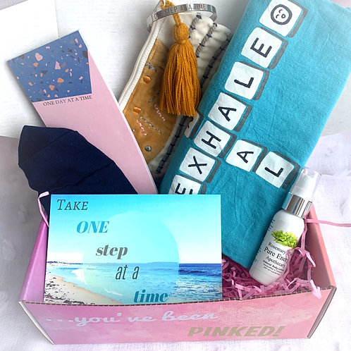 """One Step at a Time"" Chemo Package"