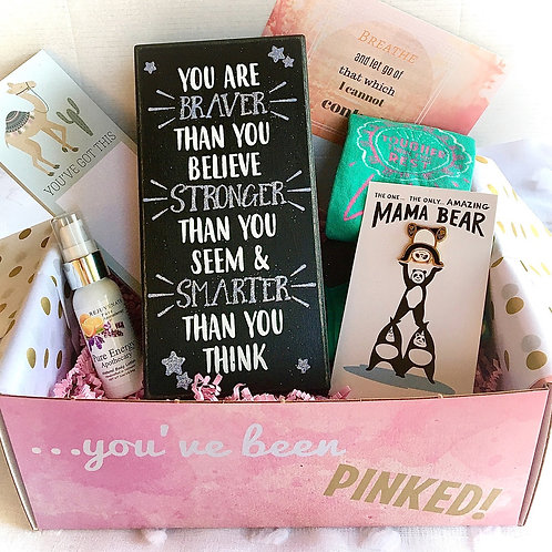"""""""Brave Mama"""" Package"""