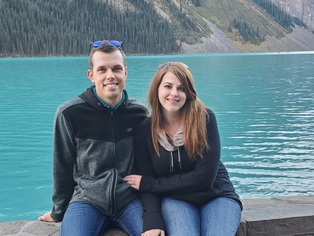 Endearing Lake Louise Proposal • Nickole & Tyler