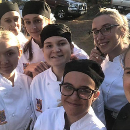 Eastern Hills Certificate II Hospitality Students make us Proud ......