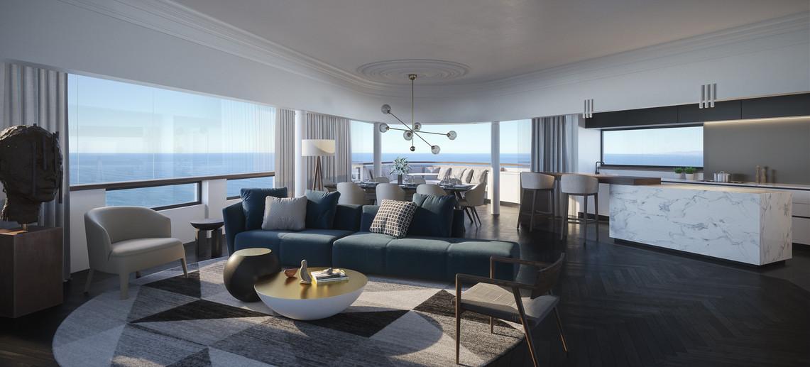Penthouse Refurbishment, Cape Town