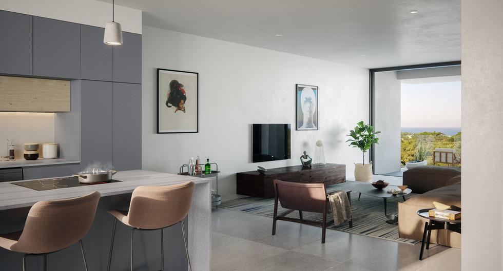 Forest View Apartments, Elaleni Estate, Salt Rock