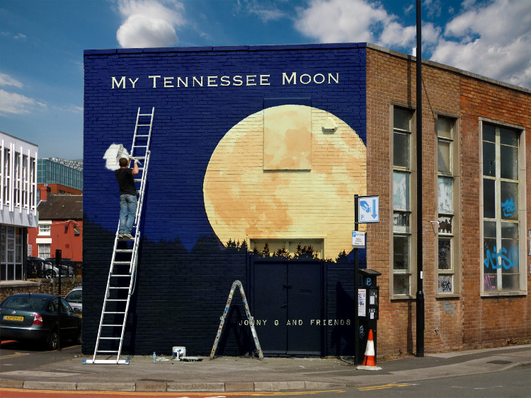 My Tennessee Moon an album by JonnyG