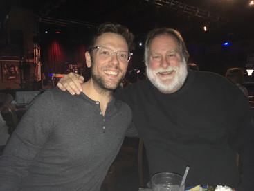 Jeremy Caldwell and Jonny G