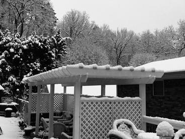 Snow day pics 🕊❤️