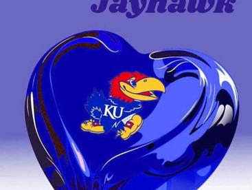 Rock Chalk Jayhawk KU