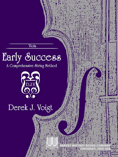 Early Success Viola-A Comprehensive String Method