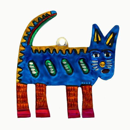 10 CAT Ornament