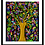 Thumbnail: TREE OF LIFE Otomi Embroidered Wall Hanging