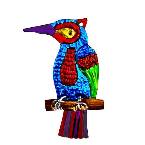 Woodpecker Ornament