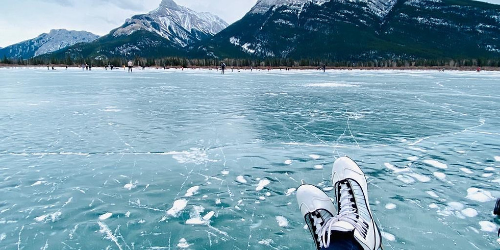 Ice Skating in the Rockies - Free Event