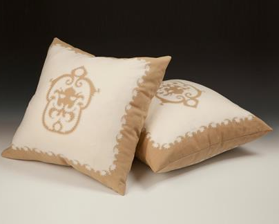 Velvet Pillow Option B