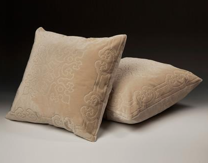 Velvet Pillow Option A