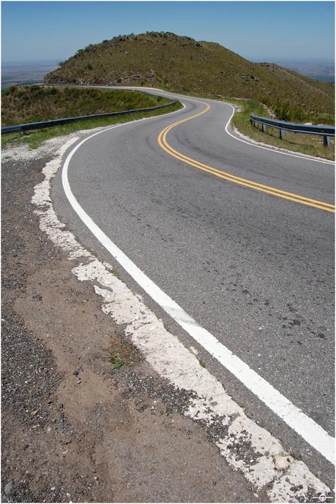 camino de las altas cumbres, argentina