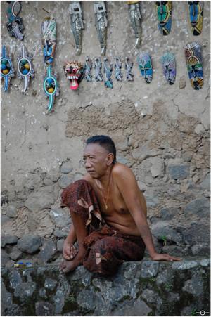 tenganan pegringsingan, indonesia