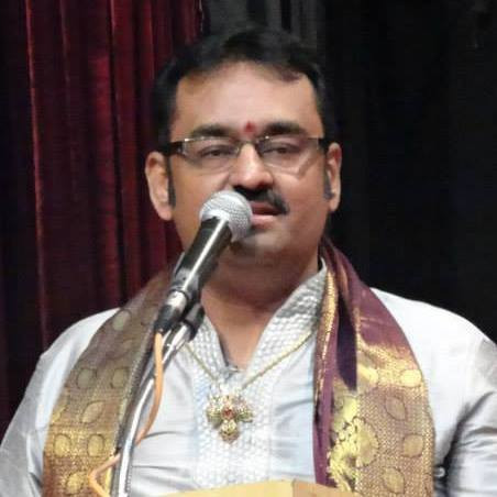 Dr. Nagendra Shastry's speech after receiving Adibhatla Narayana Dasa National Award