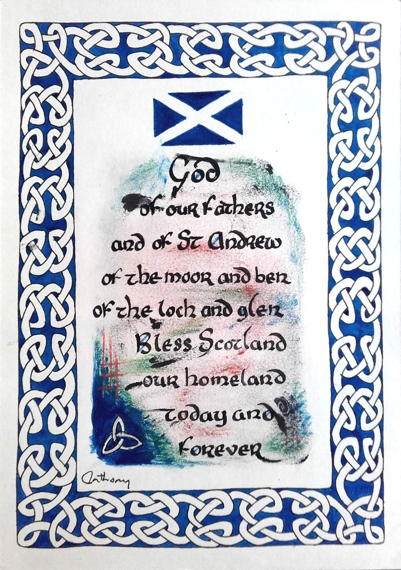 Prayer for Scotland