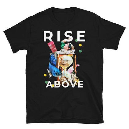 Rise Above Short-Sleeve Unisex T-Shirt