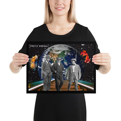 (11x14) Out of this World Photo paper poster