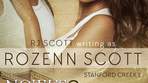 Notes & Roses by Rozenn Scott
