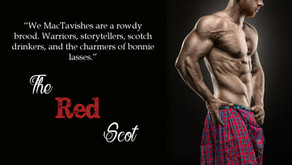 Spotlight: The Red Scot by Twyla Turner