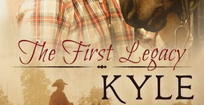 Review: The First Legacy: Kyle, by RJ Scott