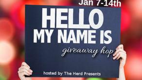 Hello Hop 2016 Giveaway!