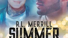 Spotlight: Summer of Hush by RL Merrill