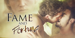Fame & Fortune Audiobook Spotlight & Giveaway by TM Smith