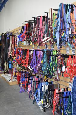saddlery lead ropes