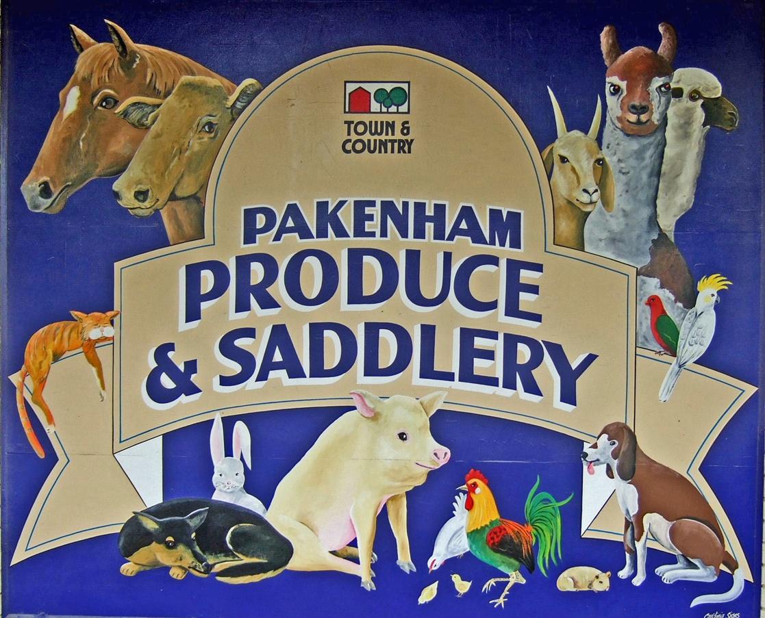Pakenham Produce Original Logo