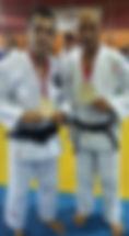 Pedro Luiz Fernandes - Medalha